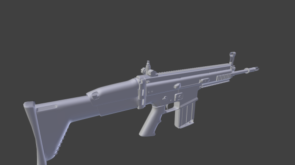 SCAR-H Work in Progress